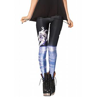 Waooh - Printed Legging Cosmonaut weightless Huor