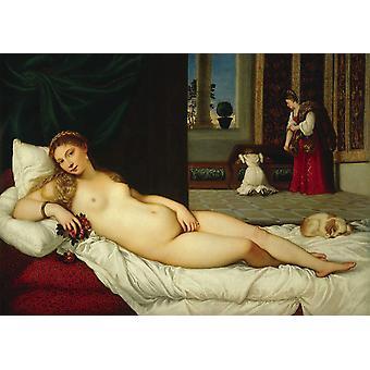 Reclining Venus,Titian,60x40cm