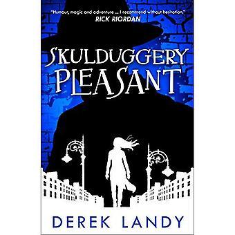 Skulduggery Pleasant (Skulduggery Pleasant, Book 1) (Skulduggery Pleasant)