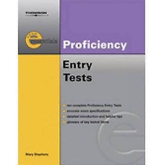 Exam Essentials - Proficiency Entry Test - CPE Entry Test by Charles Os