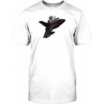 Panavia Tornado - genial Fighter Aircraft Herren T Shirt