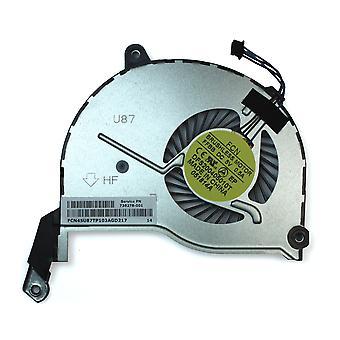 Ventilador del ordenador portátil Compatible HP Pabellón 14-n203TX