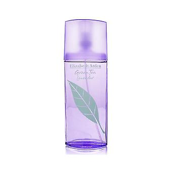 Elizabeth Arden Green Tea lavanda Eau de Toilette Spray 100ml