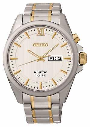 Seiko Mens Kinetic SMY161P1 Watch