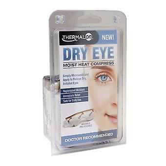 Thermalon dry eye moist heat compress, 1 ea