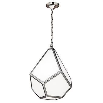 Diamond Medium Pendant - Elstead Lighting