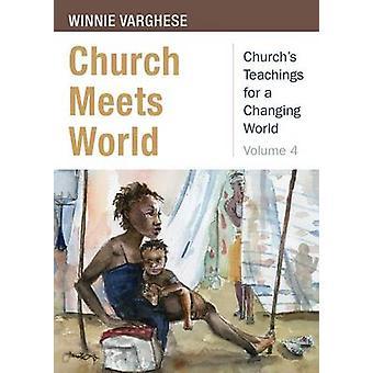 Church Meets World by Winnie Varghese - 9780819232717 Book