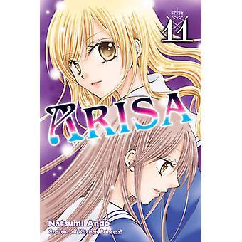 Arisa - Vol. 11 by Natsumi Ando - 9781612622521 Book
