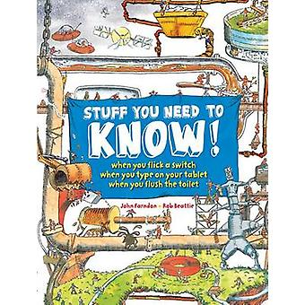 Stuff You Need to Know! by John Farndon - Rob Beattie - 9781770854949