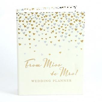 Amore Wedding Planner From Miss To Mrs | Gifts From Handpicked