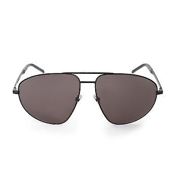 Saint Laurent SL 211 002 60 Aviator Sunglasses