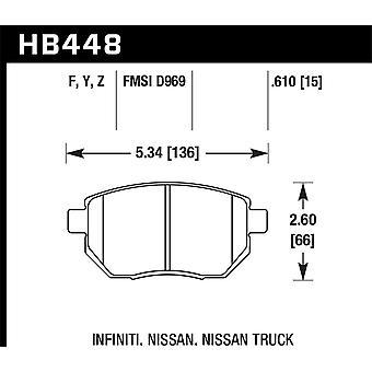 Hawk Performance HB448F. 610 HPS