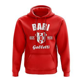 Bari Established Hoody (Rot)