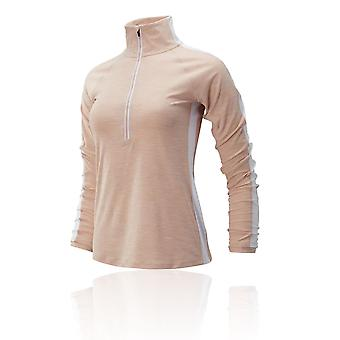 New Balance Transform Women's Half Zip Running Top - AW19