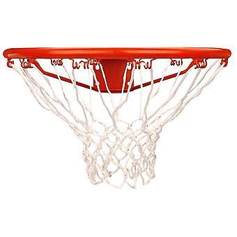 Basketbal Ring met Net Oranje
