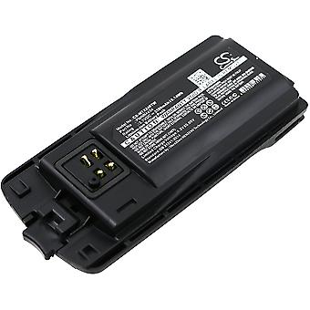 Batterie für Motorola PMNN4434 RMM2050 RMU2040 RMU2080 RMV2080 XT220 XT420