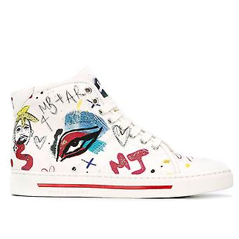 Taylor Pavè Hi-Top Sneakers