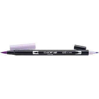 Tombow Dual Brush Marker Open Stock 620 Lilac Dbp 56569