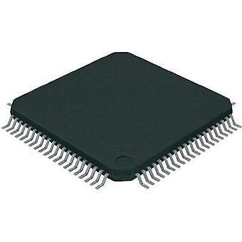 Embedded microcontroller DSPIC30F5013-30I/PT TQFP 80 (12x12) Microchip Technology 16-Bit 30 null I/O number 68