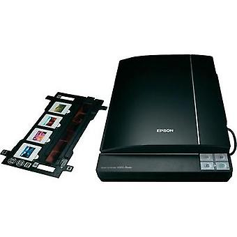 Flatbed scanner A4 Epson Perfection V370 Photo 4800 x 9600 dpi USB Documents, Photos, Slides, Negative film