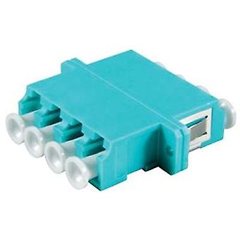 FO connector EFB Elektronik 53353.3 Blue
