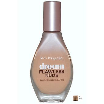 Maybelline Dream impeccabile tocco fluido nudo Foundation 20ml sabbia (#30)