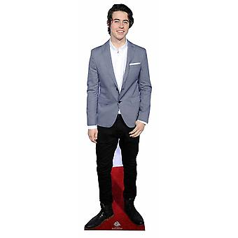 Nash Grier Lifesize Cardboard Cutout / Standee/ Stand Up