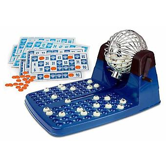 Chicos Automatic lottery Deluxe 72 Cartons (Toys , Boardgames , Traditionals)