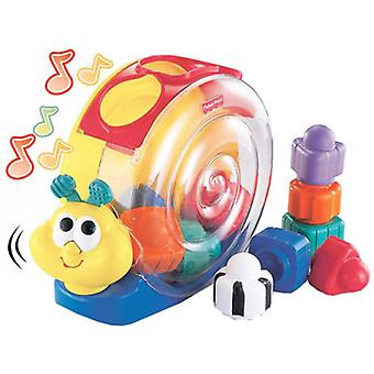 Fisher-Price Snail Games (Toys , Preschool , Puzzles And Blocs)