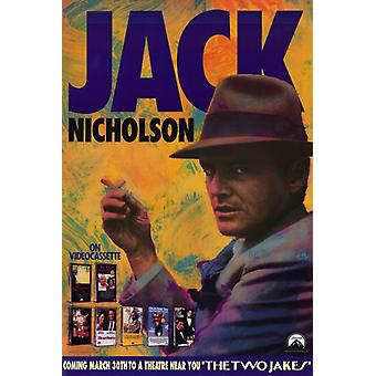 NIcholson Jack Movie Poster (11 x 17)