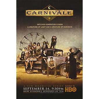 Carnivale Movie Poster (11 x 17)