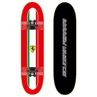 Ferrari Teen Skateboard 76 Cm (Outdoor , On Wheels , Skateboards)