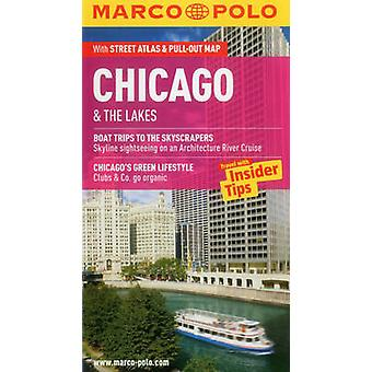 Chicago  the Lakes Marco Polo Guide by Marco Polo