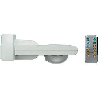 Surface-mount PIR motion detector Siemens 5TC7214 290 ° Relay White IP55