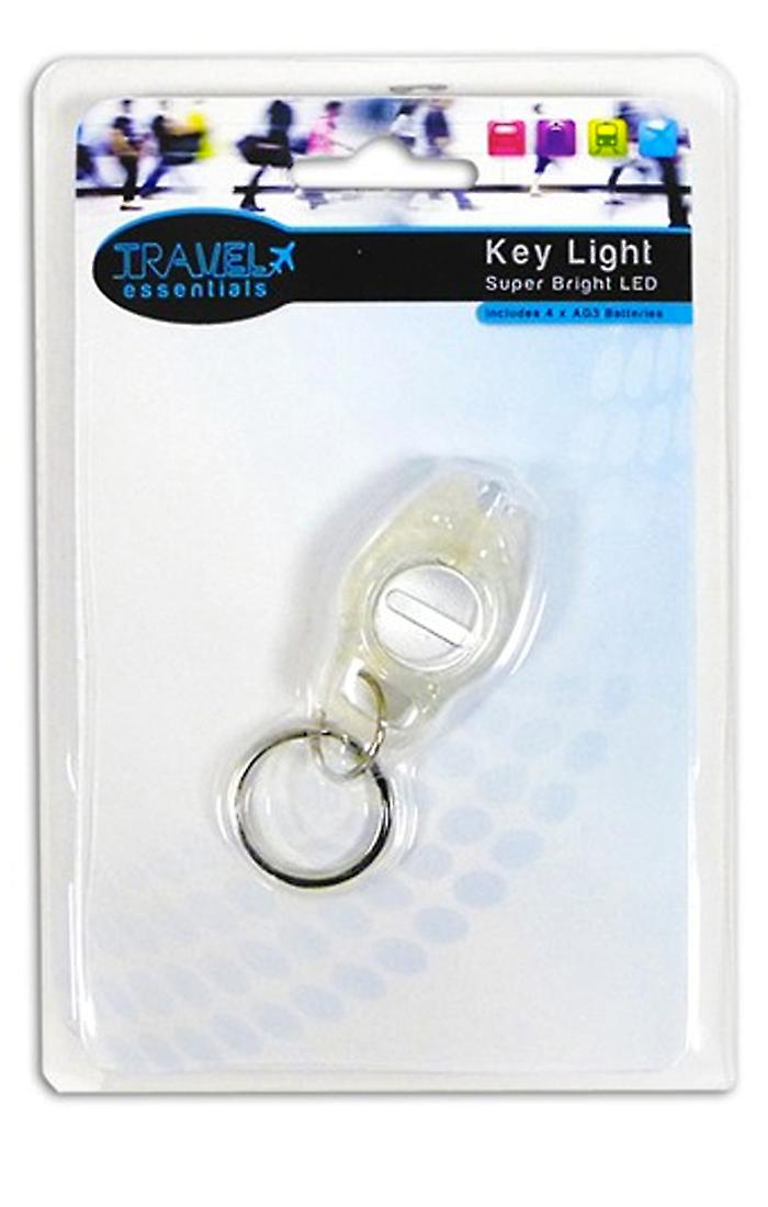 LED Torch Light Handy Addition To Any Key Ring
