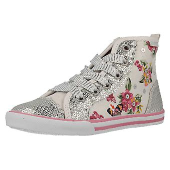 Girls Startrite Casual Sparkle Boots Frangipani