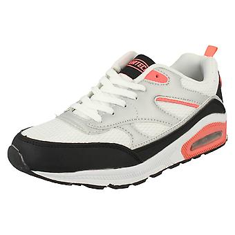 Ladies Airtech Casual Lace Up Trainers Legacy