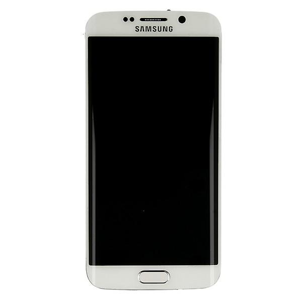 Display LCD Complete touchscreen White for Samsung Galaxy S6 Edge G925 G925F