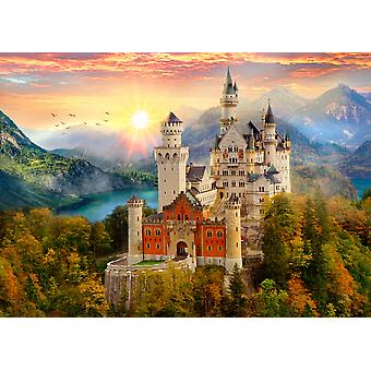 Slottet magiske plakat Print af Aimee Stewart