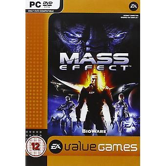 Mass Effect - EA Value Games PC DVD