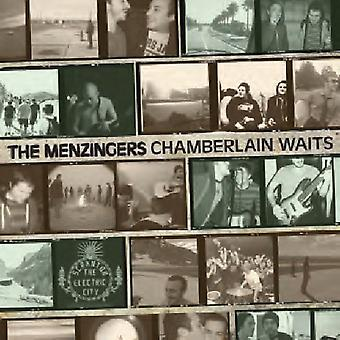 Menzingers - Chamberlain venter [CD] USA import