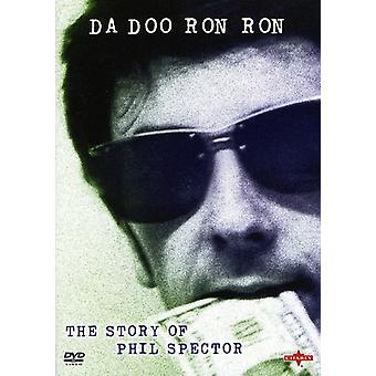 Phil Spector - Da Doo Ron Ron: Story of Phil Spector [DVD] USA import