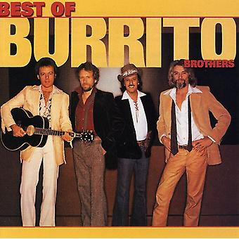 Burrito Brothers - bedste Burrito Brothers [CD] USA import