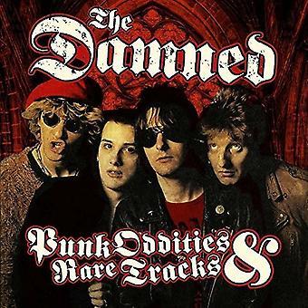 Damned - Punk bizart & sjældne spor [Vinyl] USA importerer