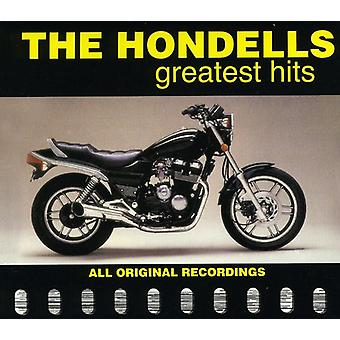 Hondells - Greatest Hits [CD] USA import