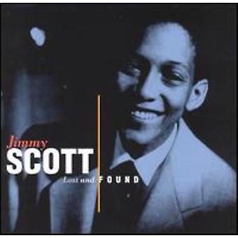 Jimmy Scott - Lost & Found [CD] USA import