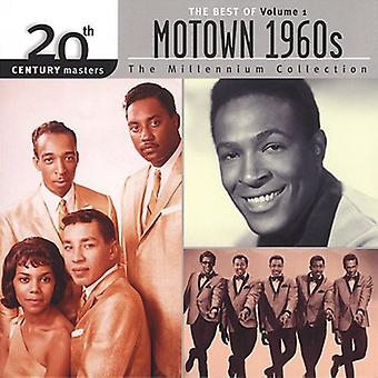 Millennium Collection - Millennium Collection: Vol. 1-Best of Motown 1960s [CD] USA import