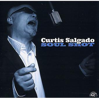 Curtis Salgado - Soul Shot [CD] USA import