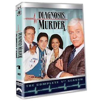 Diagnosis Murder: Complete First Season [DVD] USA import