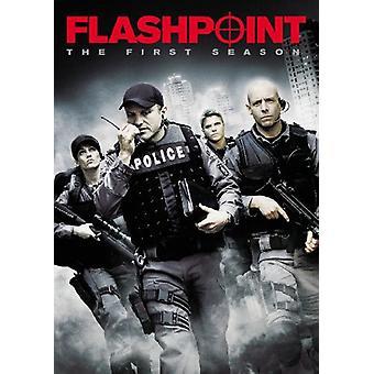 Flashpoint - Flashpoint: Staffel 1 [DVD] USA importieren